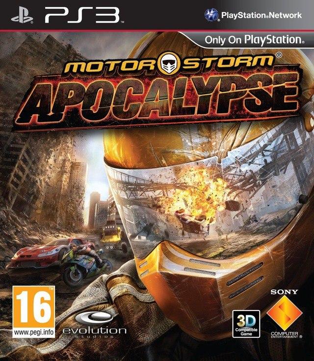 Motorstorm: Apocalypse (2011/PS3/RUS)