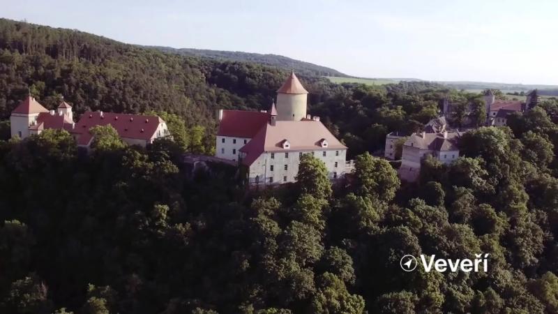 Чехия. Королевская атмосфера в местах Карла IV_ Южная Моравия