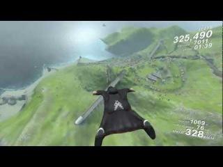 Wingsuit: Wingsuit 2014 [best moments] HD, Best of wingsuits 2013