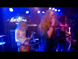 SHIRAZ LANE - I Believe In A Thing Called Love (The Darkness cover) Merirock 2015