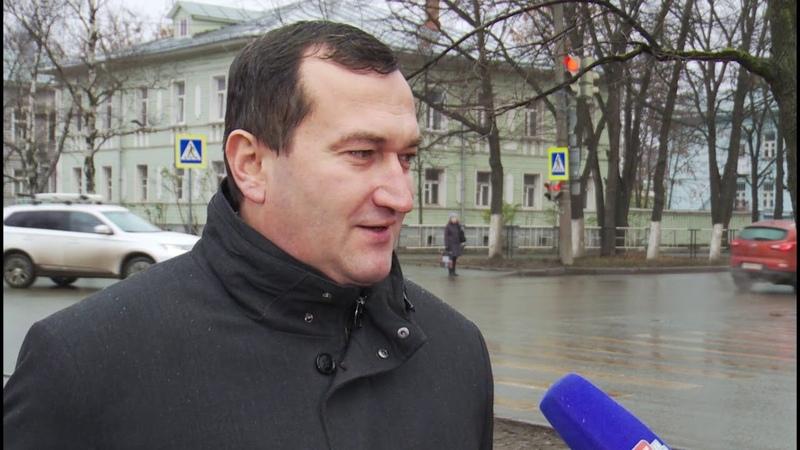 Движение в центре Вологды частично перекроют на время ремонта ливневки