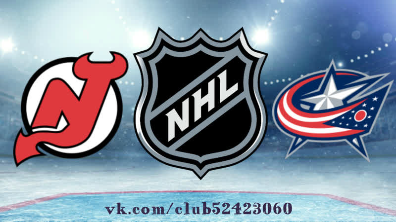 New Jersey Devils vs Columbus Blue Jackets | 15.01.2019 | NHL Regular Season 2018-2019
