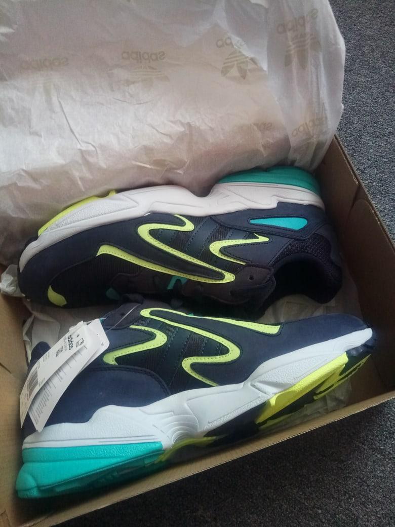 Купить кроссовки adidas yung-96 chasm, новые, не | Объявления Орска и Новотроицка №4756