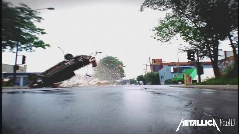 Metallica - Frantic (Official Music Video) [HD]
