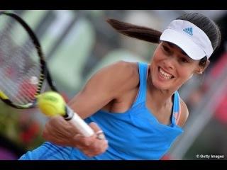 2014 ROME 1/2 Serena Williams vs Ana Ivanovic PART 2 [HD]
