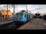 ЧС6-026 с поездом №34 Москва - Таллин