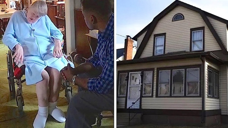 This Old Lady Faced Eviction From Her Home. Then She Found Out Her Family Had Altered The Mortgage