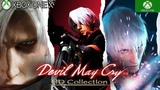 Devil May Cry HD Collection DMC 1 Xbox One X Gameplay