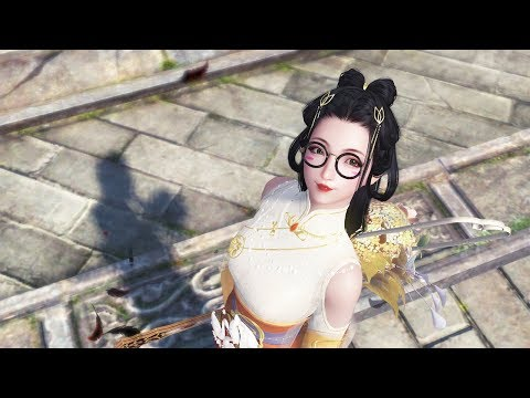 Moonlight Blade Online 天涯明月刀.ol - Mid-Autumn Festival Quest Time Live Stream D