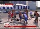 У Дніпропетровську 12-річна школярка підтягнулася на турніку 30 разів