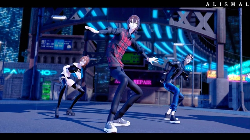 (MMD) Jack / Alis / Toby / YOUNG