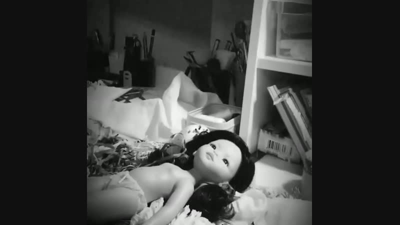 Куклы ночью оживают