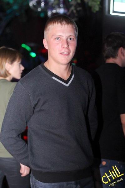 Максим Комраков, 2 декабря , Красноуральск, id96699403