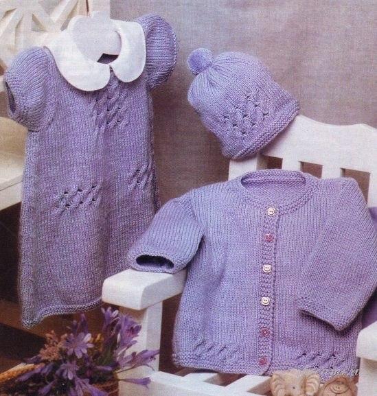 Комплект для малышки (3 фото) - картинка