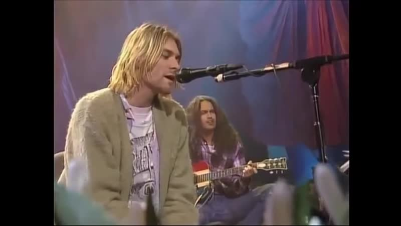 Virtual Jukebox NIRVANA Lake of fire Meat puppets Unplugged in new york 1994 HQ