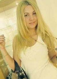 Кристина Николаева, 11 апреля 1991, Санкт-Петербург, id185490773