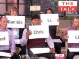 The Talk - 'NCIS: LA' vs. 'The Talk' Game