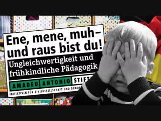 Nazi-alarm! kindesentzug als strafe für eine gesunde erziehung
