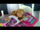 IKuklaTV ❤ Игры в Kуклы со Слоником ❤ ОТКАЗЫВАЕТСЯ КУШАТЬ Американскую Еду! Мультик Барби Куклы Игрушки Для девочек Ай Кукла