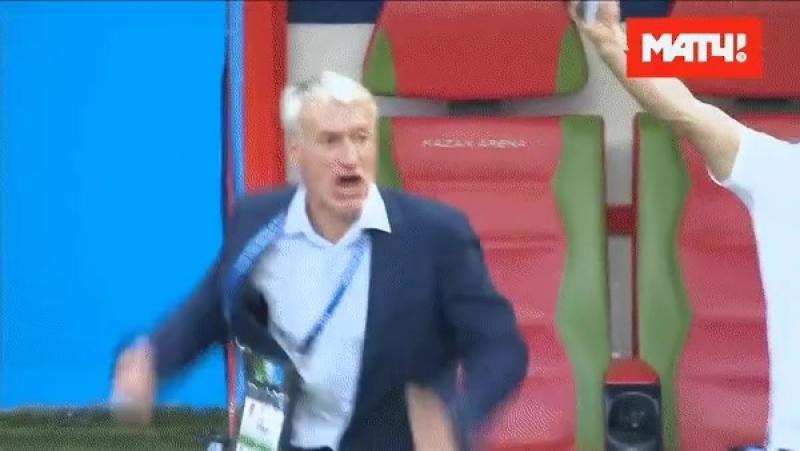 Гол в ворота сборной Аргентины признан лучшим на ЧМ-2018 ⚽