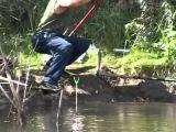 Ловля карпа на поплавочную удочку.