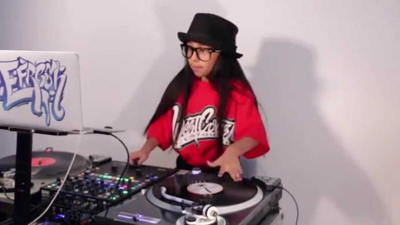 Worlds Youngest Dj DJ Livia Talented Kids