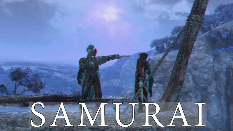 ASSASSIN'S CREED - SAMURAI. MUSIC VIDEO.