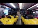 Ferrari P4 5 Competizione Comes Home
