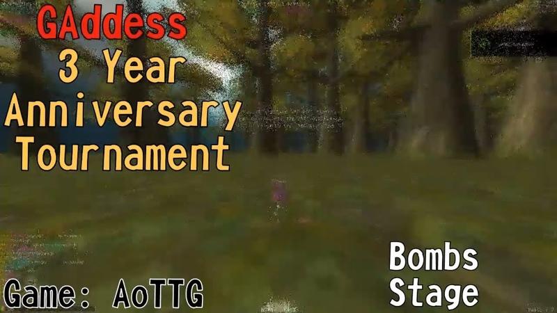 [AoTTG] Bombs Stage - GAddess 3 Year Anniversary Tournament