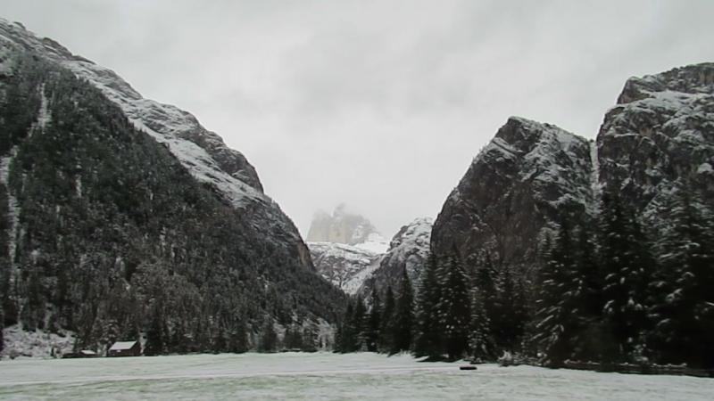 Италия. Тре-Чиме-ди-Лаваредо (Доломитовые Альпы)