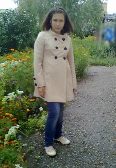 Таня Шенбергер, 19 октября 1999, Новый Уренгой, id214671139