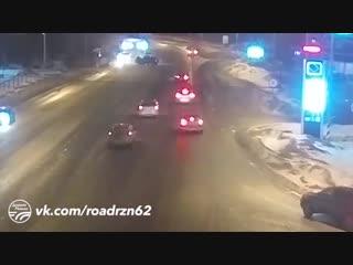 Преступление и наказание в Рязани.