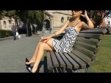 Goddess Leyla Dangling