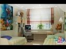 Дизайн детской комнаты для двоих детей.