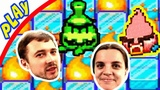 БолтушкА и ПРоХоДиМеЦ Собрали Все ФРУКТЫ для Мороженого! #92 Игра для Детей - Плохое Мороженое 3