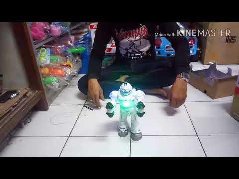 Mainan Robot Athletes (Mainan Robot Murah)