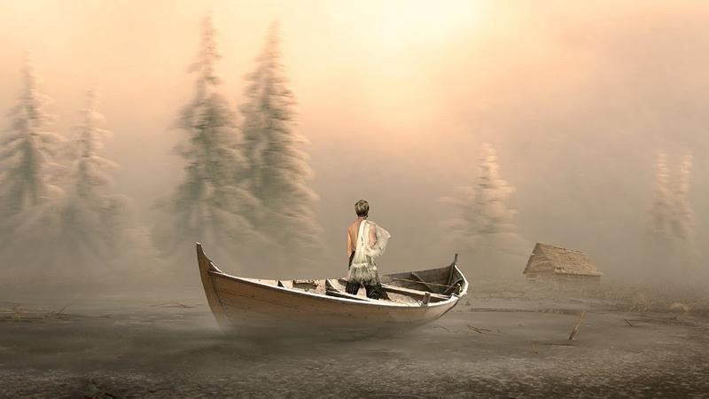 Fantasy Lake Manipulation Effects Photoshop Tutorial