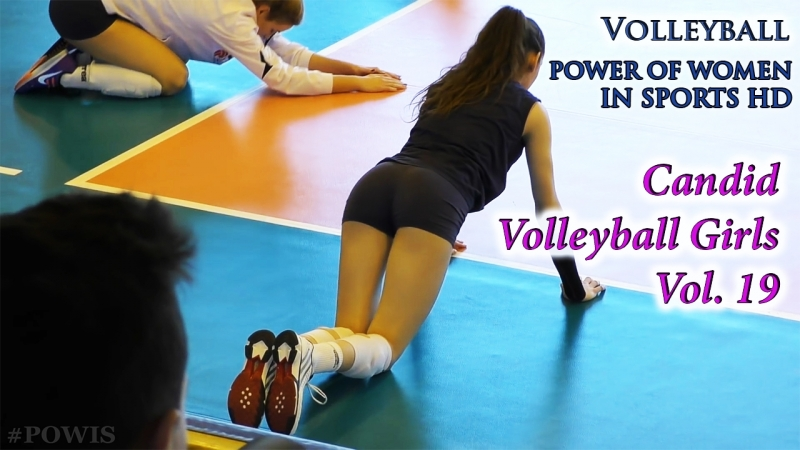 Beauty in Sports Volleyball Vol. 19