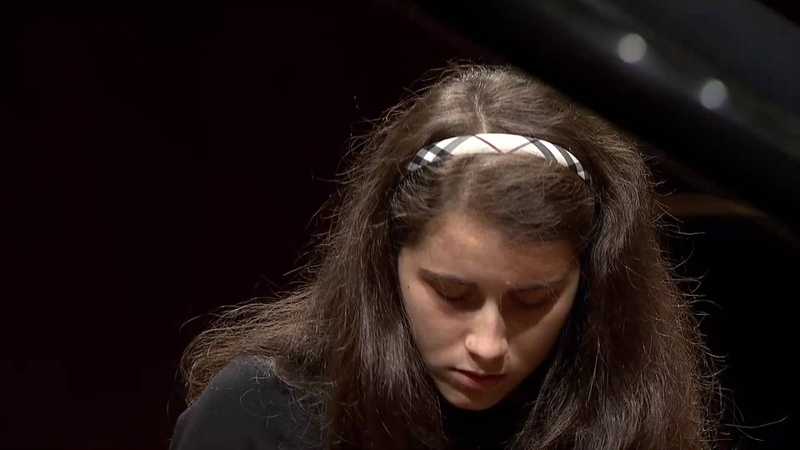 Michelle Candotti – Ballade in F major Op. 38 (first stage)
