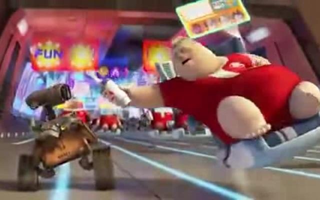 Нехочуха-WALL-E!(1986- 2008)