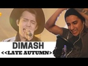THE SINGER 2017 Dimash 《Late Autumn》Ep.4 Single 2017 0211   Reaction