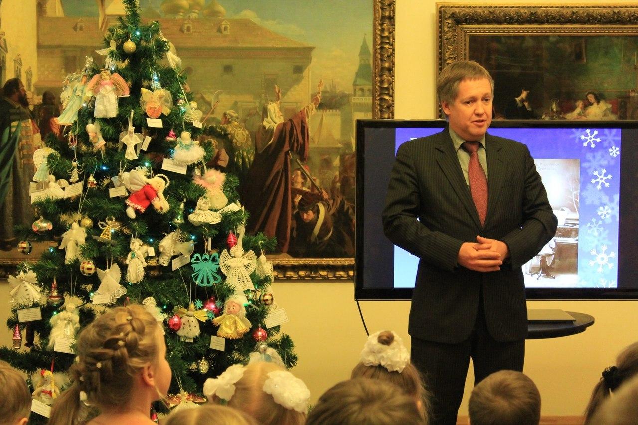В Таганроге подвели итоги «Выставки на ёлке»
