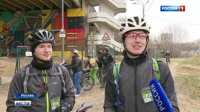 Вести-Москва • Новый сезон как изменится жизнь столичных велосипедистов