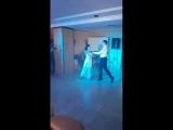 Танец молодых Денис и Валерия 20-18
