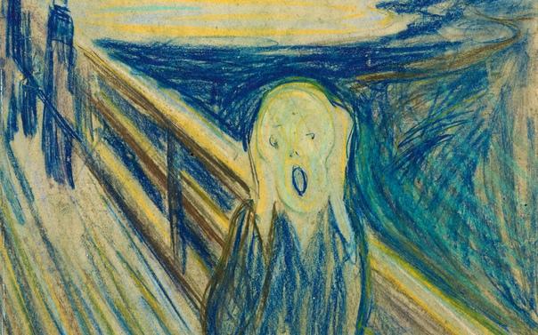 В Москву привезут около 100 произведений невероятного Эдварда Мунка, в том числе знаменитый «Крик»