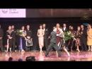 El baile del campeon mundial tango escenario 2018 Dmitry Vasim Sagdiana Hamzina
