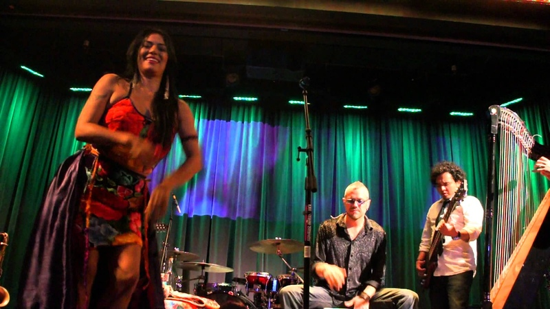 Lila Downs La Iguana @ Grammy Museum L.A. 9-17-12