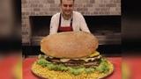 Cznburak DEV Burger / Бурак готовить Бургер