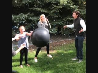 Клэр Холт объявила пол своего малыша