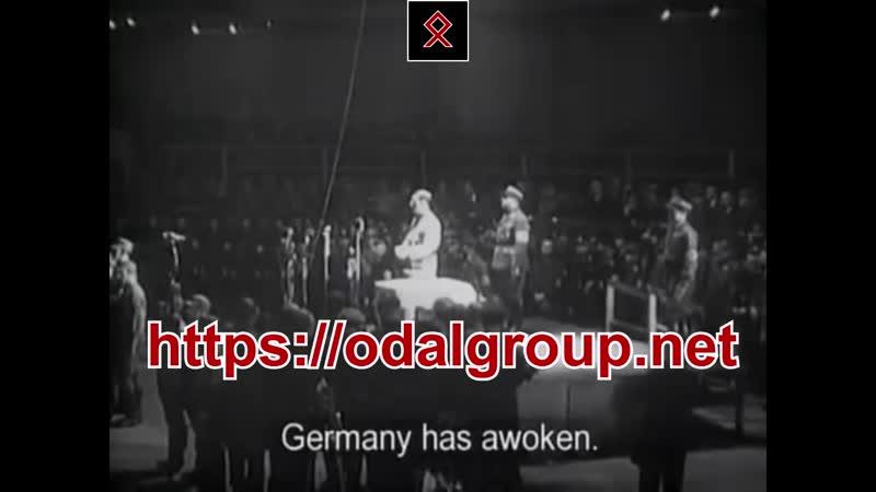 Heil Hitler! Hitler's speech after the elections!